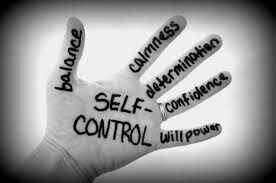 SELF CONTROL: HOW TO DEAL WITH NEGATIVITY