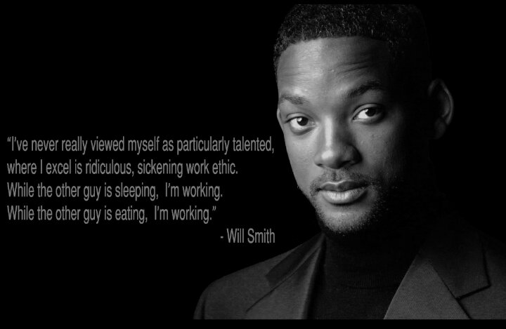BE INSPIRED: WILL SMITH
