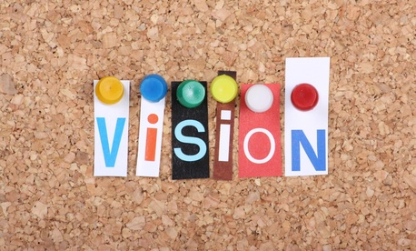 CREATING A VISIONBOARD