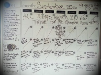 My Dry Erase Board