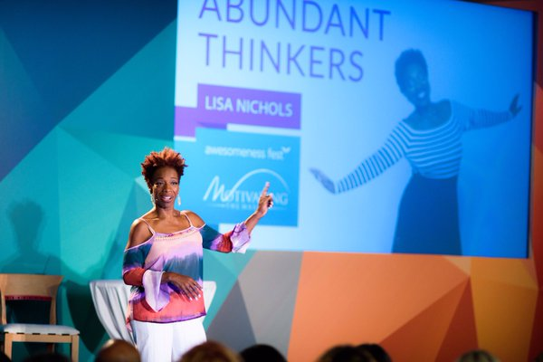 LISA NICHOLS ON HOW TO BE AN ABUNDANT THINKER