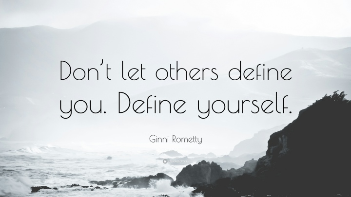 SELF LOVE SATURDAY: DON'T LET OTHERS DEFINE YOU ~MOTIVATIONAL SPEAKER LES BROWN(VIDEO)