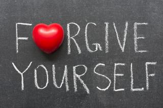 SELF LOVE SATURDAY: FORGIVE YOURSELF (AND OTHERS)