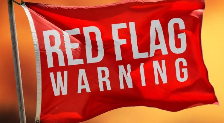 Red Flags Of An UnhealthyRelationship