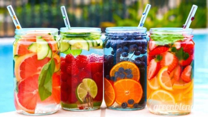 Find It Hard To Drink Water? Try Infused Water