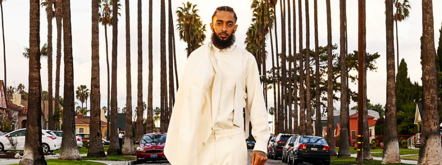 Inspiration From Nipsey Hussle (Video)