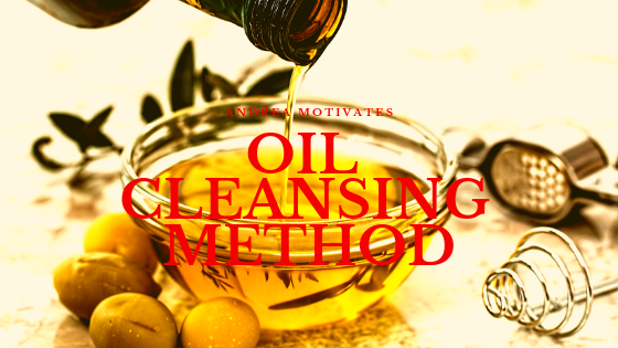 Oil Cleanse Method For Clearer Skin