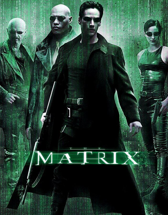 """WAS THE MOVIE """"THE MATRIX"""" REALLY ADOCUMENTARY?"""