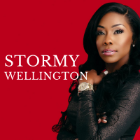 SELF LOVE SATURDAY: STORMY WELLINGTON SPEAKS/ DON'T LET LIFE CONTROLYOU