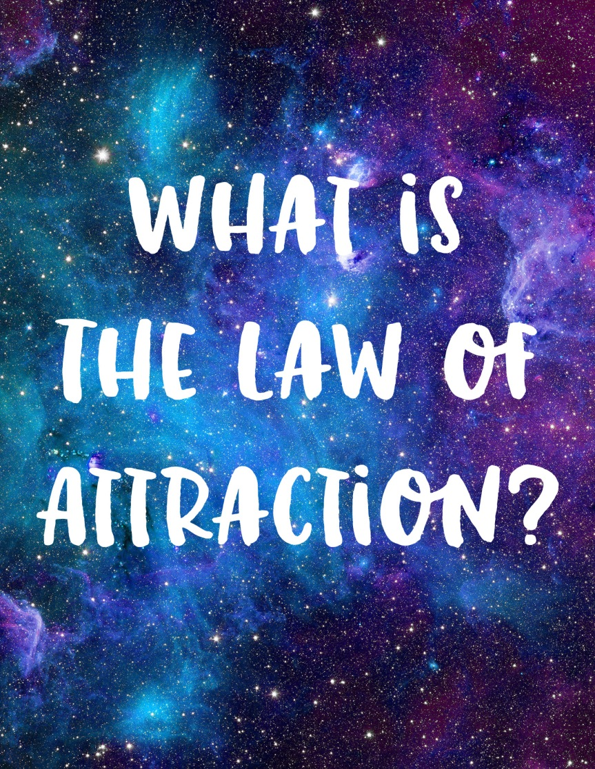 INSPIRATION: THE LAW OF ATTRACTION
