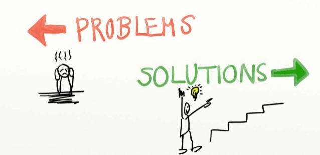 MOTIVATION: HOW TO FOCUS ON SOLUTIONS TO MOVE FORWARD IN YOUR LIFE